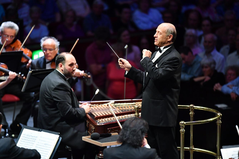איוון פישר ותזמורת הפסטיבלים של בודפשט