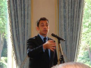 Nicolas Sarkozy & Ehud Hazan | Oudinex