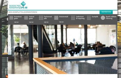 SPG Industri - Sweden