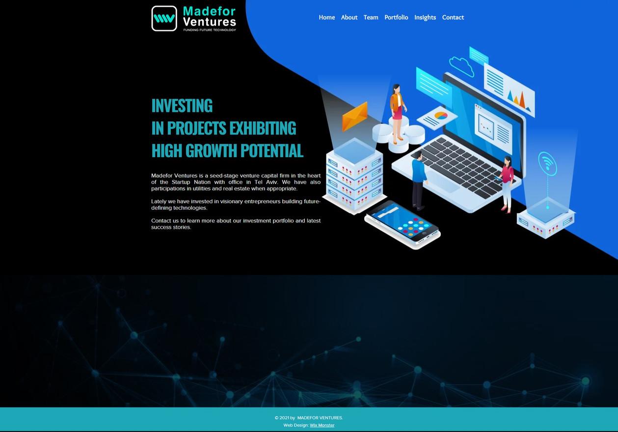 Madefor Ventures