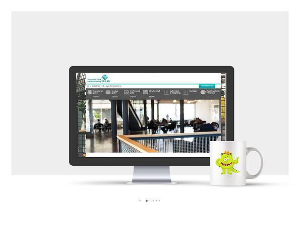 אתר Wix מתקדם לחברת פלדה שבדית