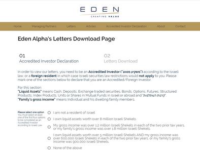 Eden Alpha