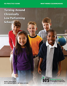 Turning Around Chronically Low-Performing Schools