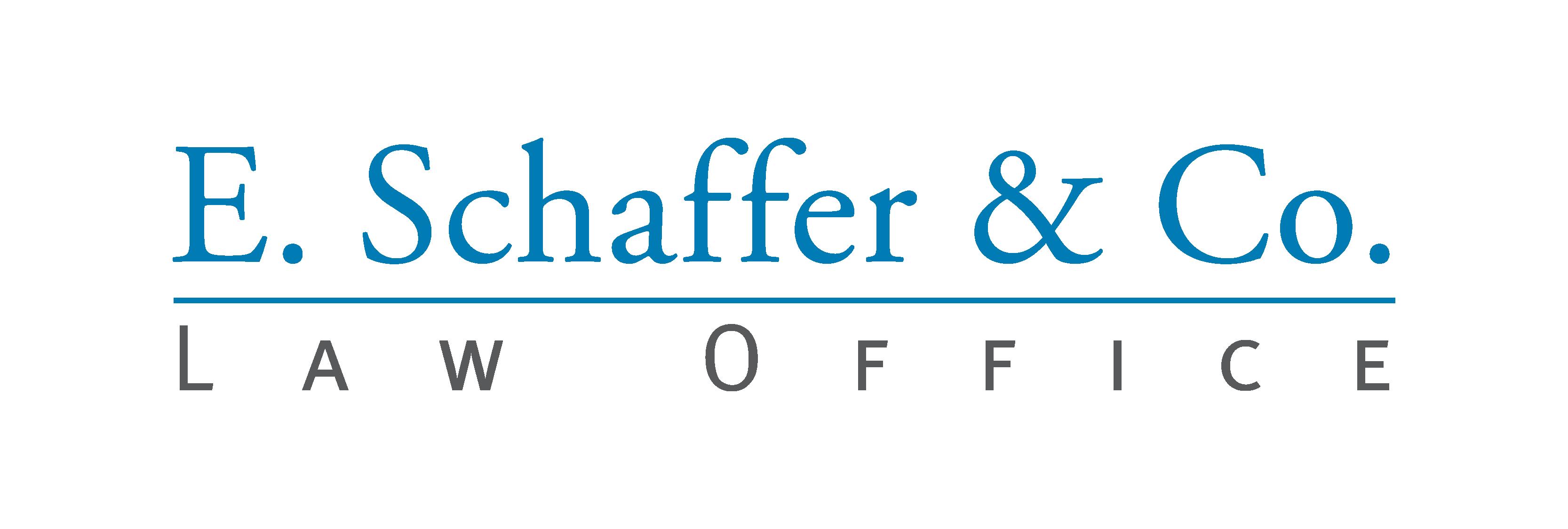 E. Schaffer & Co
