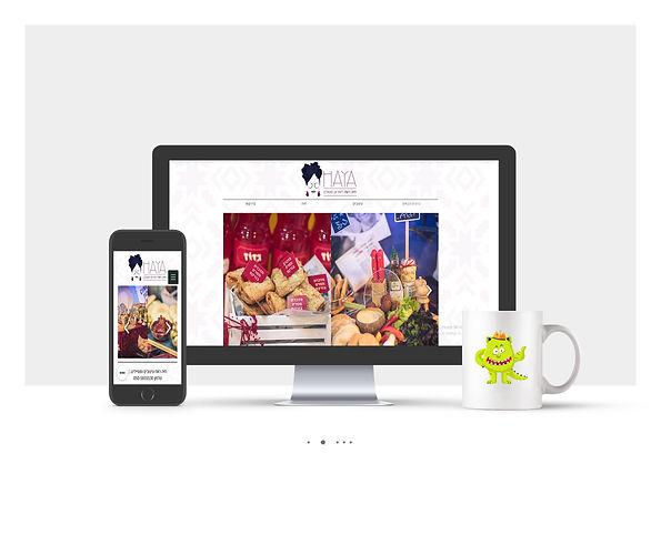 אתר וויקס תדמיתי עבור חיה רווח עיצוב