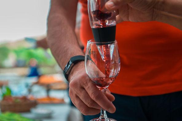 Desert Tea Ceremony+Wine Tasting