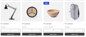 Customizing Your Wix Stores Product Gallery