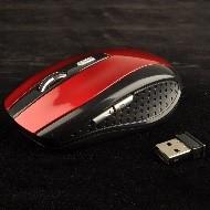 עכבר בלוטוס אדום
