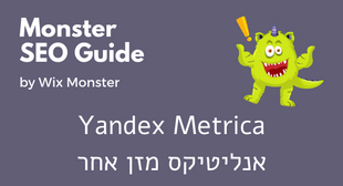 Yandex Metrica: אנליטיקס מזן אחר