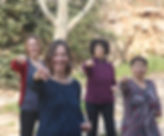 קורס התמחות בצ'י קונג נשים
