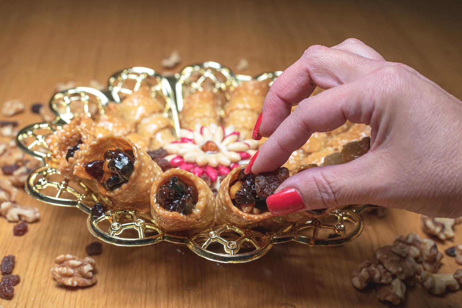 זהרה - עוגיות וקינוחים מרוקאים