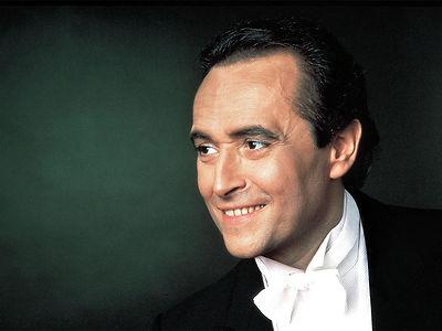 זמרי האופרה הגדולים- חוסה קאררס