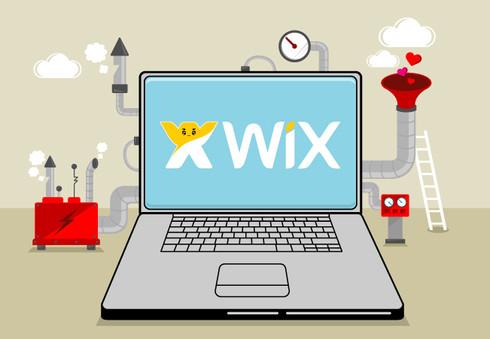 בנית אתרים בוויקס | Wix Monster