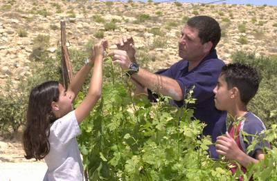 Carmey Avdat - The winemaker