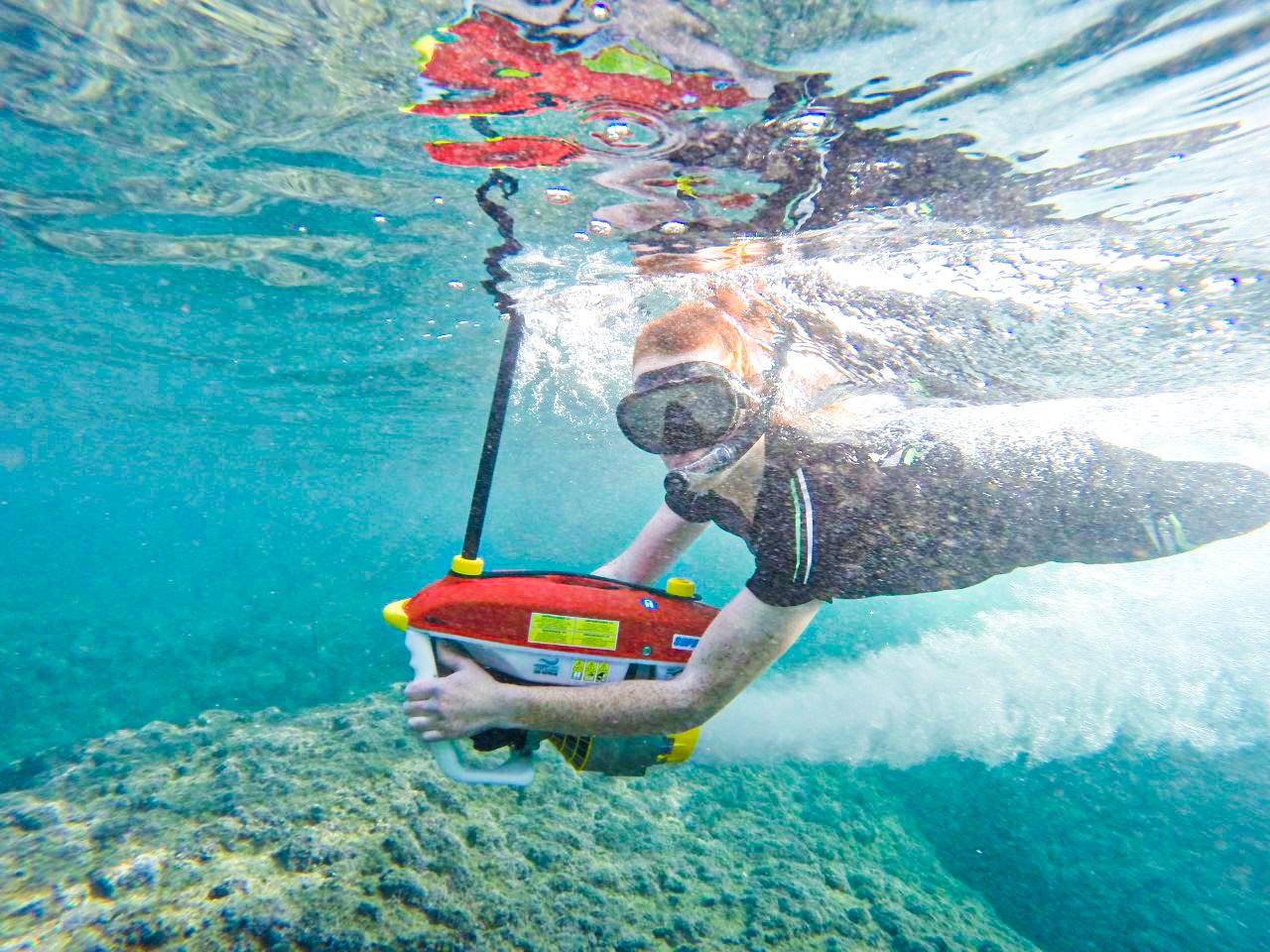 Aquascooter | HobbyLand | הובילנד