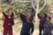 סדנת מבוא בצ'י קונג נשים