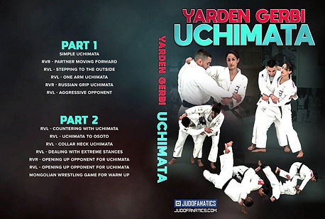 Yarden Gerbi DVD for sale