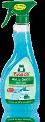 Frosch נוזל ניקוי אקולוגי על בסיס סודה