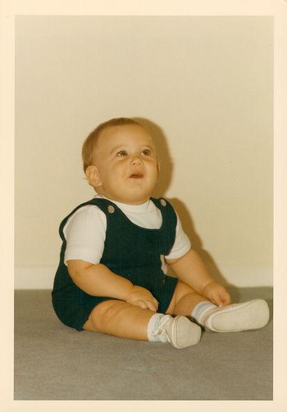 Baby Jonathan Nosan