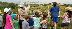 Trekking Israel נהנים עם