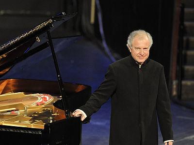 קונצרט BBC פרומס - אנדרס שיף מנגן באך