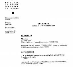 MULTIRISQUE COPROPRIETE-INTERCALAIRE-DÉGÂTS DES EAUX-DOMMAGES-RESPONSABILITÉ-DOMMAGES SUPPLÉMENTAIRES-18 MOIS DE PERTE DE JOUISSANCE-ARTICLE 700