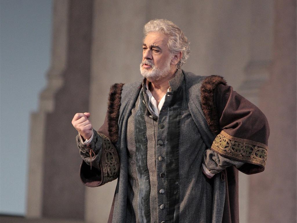 זמרי האופרה הגדולים- פלסידו דומינגו