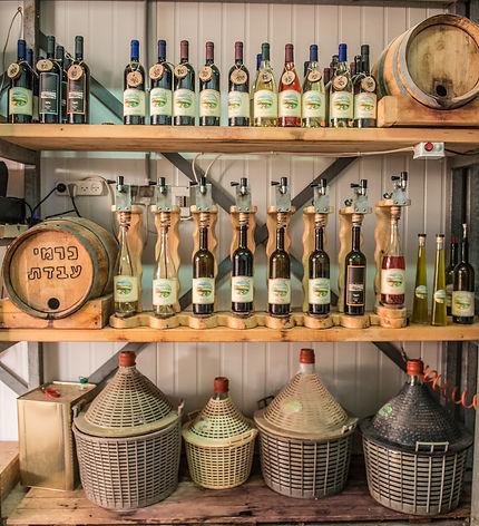 סיור בסיסי + טעימת יין + סיור ביקב