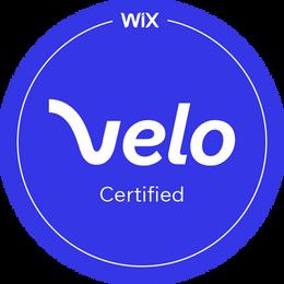 מוסמכי Velo by Wix