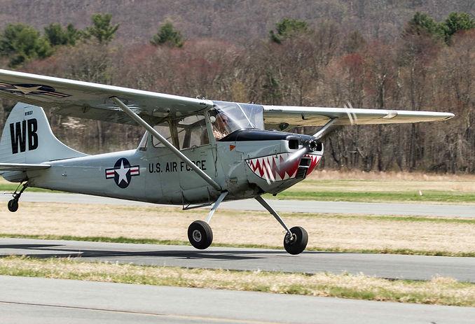 Wurtsboro Airport - history