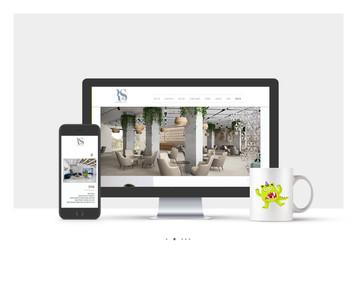 בניית אתר לעיצוב פנים בוויקס