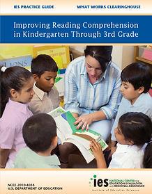 Improving Reading Comprehension in Kindergarten Through 3rd Grade