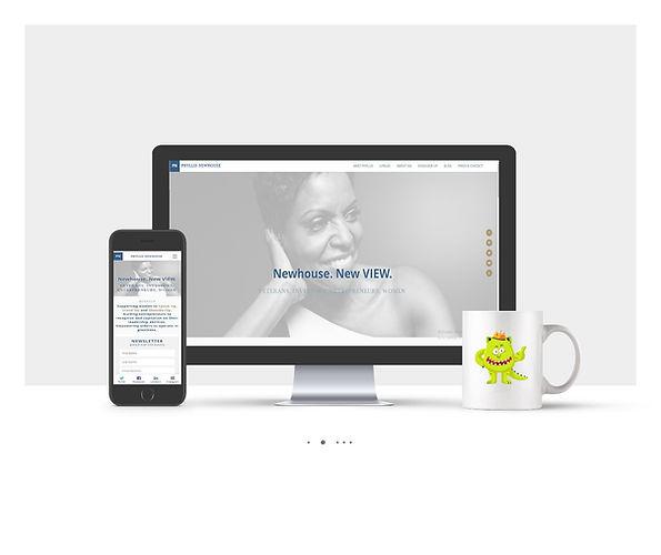 אתר Wix תדמיתי עבור מרצה