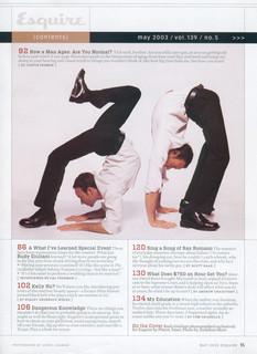 Jonathan Nosan - Esquire Magazine