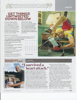 Jonathan Nosan - Men's Health Magazine