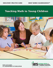 Teaching Math to Young Children