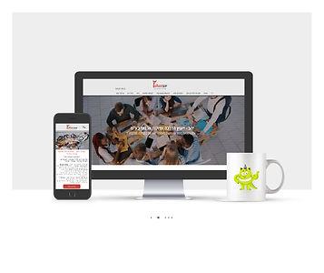 בניית אתרי תדמית בוויקס