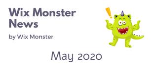 מה חדש בוויקס - מאי 2020