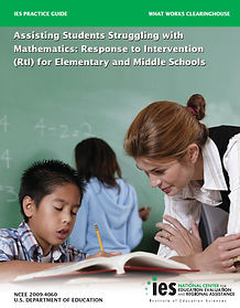 Assisting Students Struggling with Mathematics:  Elementary and Middle Schools