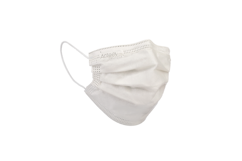 Acteev Protect Nonwoven Pleated Mask_Ang
