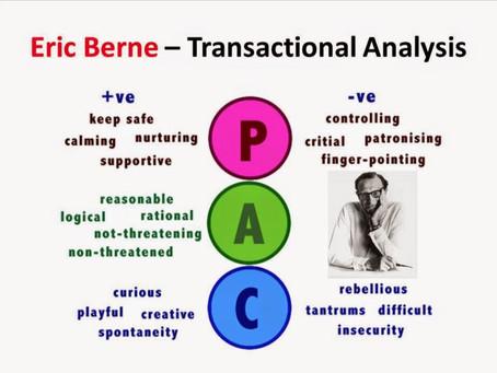 תיאוריית ה T.A- עוצמת הפסיכולוגיה בחיי היום היום
