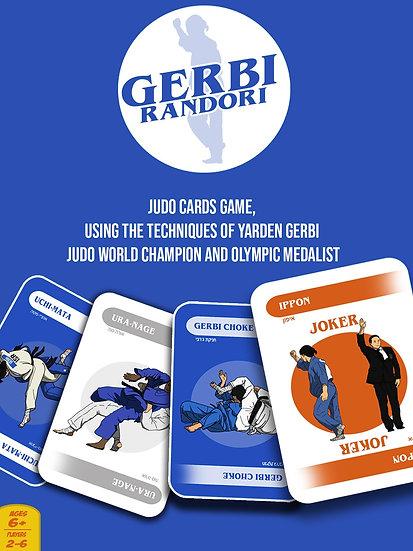 Gerbi Randori משחק קלפים