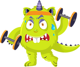 תמיכה Wix Monster