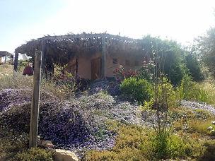 Beit Somek Cabin Carmey Avdat