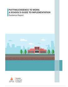 A School's Guide to Implementation