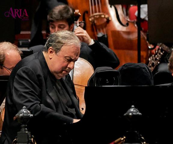 יפים ברונפמן ותזמורת הקונצרטגבאו - בטהובן וברהמס