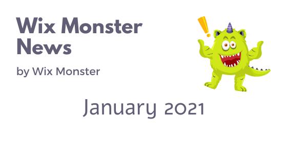 מה חדש בוויקס דצמבר 2020