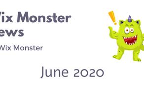 מה חדש בוויקס - יוני 2020