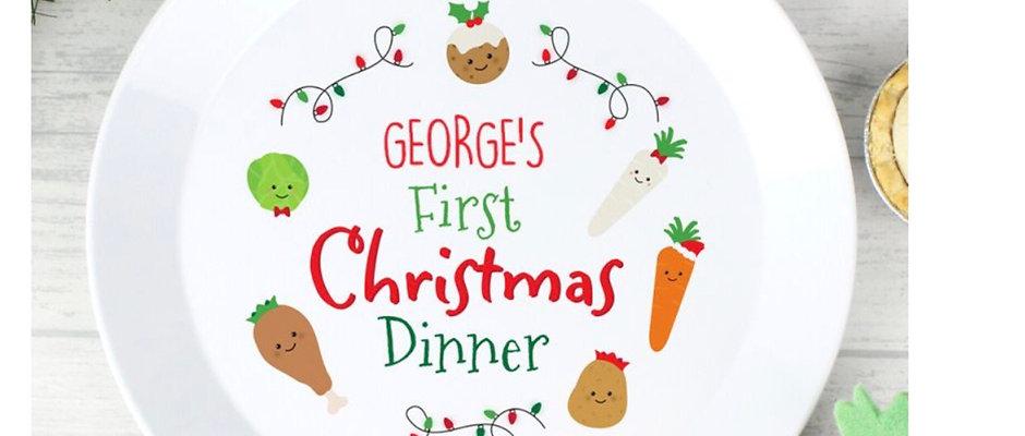 First Christmas Dinner