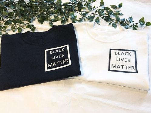 Black lives matter tshirt men